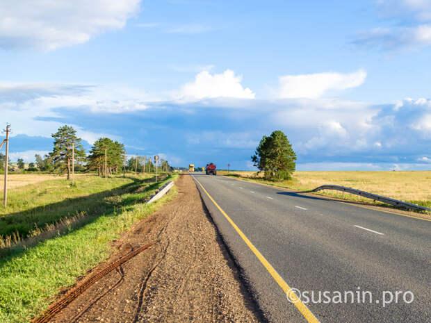 Потепление ожидается в Удмуртии во вторник, 23 июня