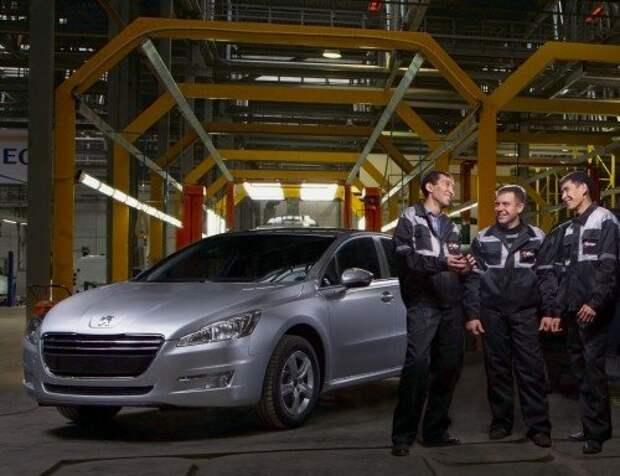 Производство автомобилей Peugeot и JAC для России наладят в Казахстане