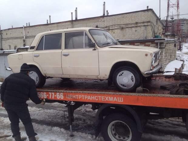 Вторая жизнь Ваз 21013 авто, своими руками, сделай сам, ссср