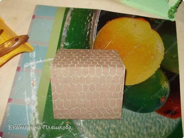 Декор предметов Мастер-класс 8 марта День рождения Декупаж МК Чайного домика Бумага Дерево Крупа фото 35