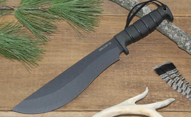 10 типов лучших боевых ножей