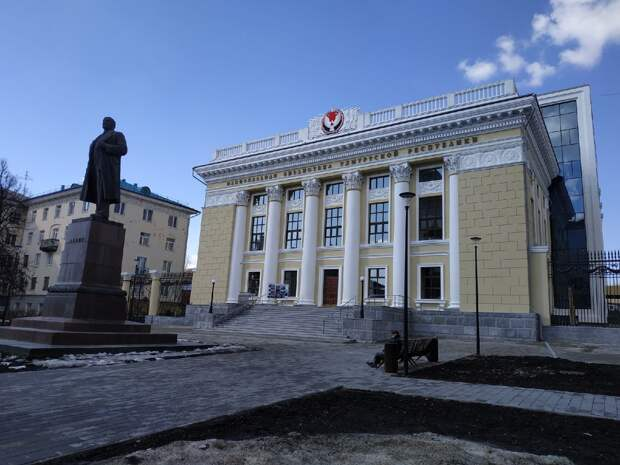 Национальная библиотека Удмуртской Республики откроется в августе 2021 года