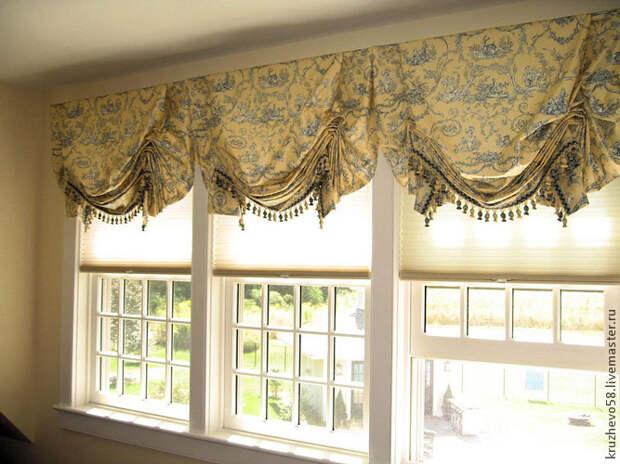 Как сшить стильные шторы для лоджии