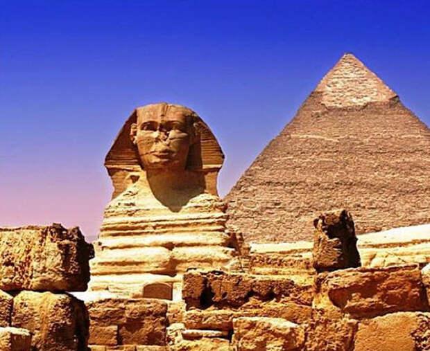 Загадки египетского Сфинкса: их все больше и больше