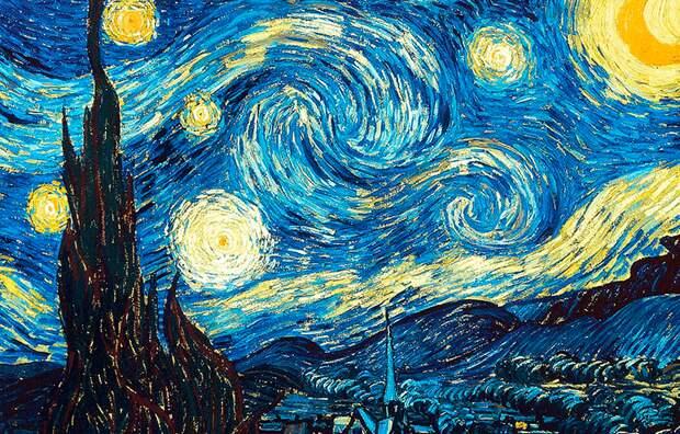 33 картины Ван Гога, которые должен знать каждый