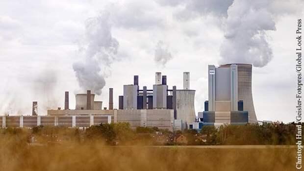 В Европе появилась первая жертва высоких цен на газ