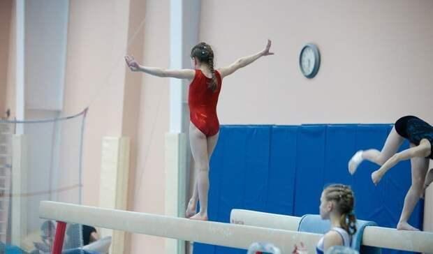 Светлана Хоркина открыла всероссийские соревнования погимнастике вБелгороде