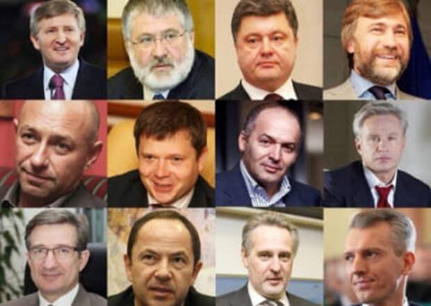 Помножат на ноль: Запад начал зачистку украинских олигархов