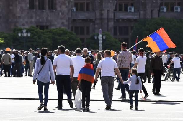 Армения на геополитическом перекрёстке