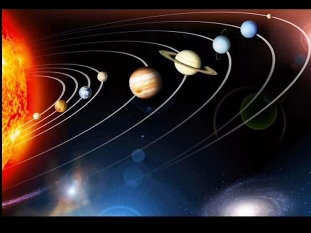 24 увлекательных факта о солнечной системе