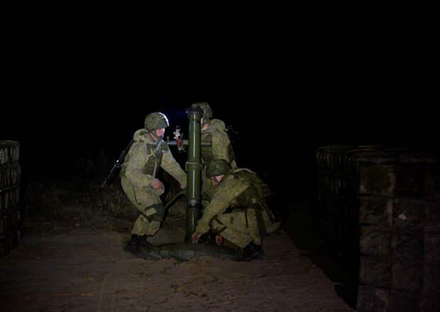 Свыше 2 тыс. военнослужащих ЗВО провели боевые стрельбы в рамках контрольной поверки в Московской и Нижегородской областях