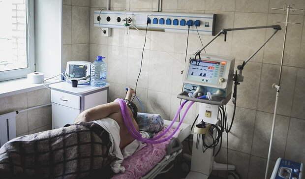 От коронавируса в Оренбуржье скончались ещё 5 человек