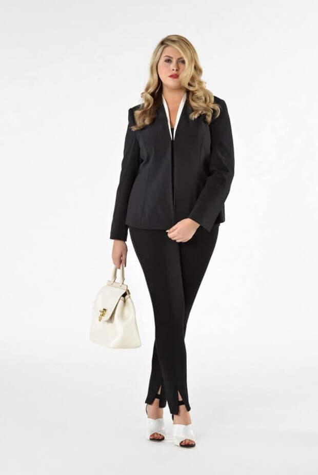 как одеваться полным женщинам 40 лет