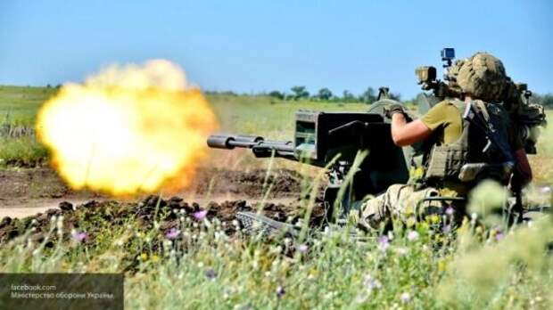 Военкор Белоус сообщил о возобновлении ВСУ тактики «жабьего наступления» на Донбасс