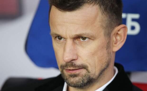 Семак: «Зениту» не будет легко с «Ротором» — это точно. Они достаточно хорошо играли с нашими лидерами»