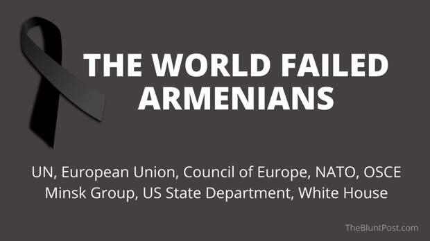 Западные провокаторы очнулись и принялись активно настраивать Армению против России