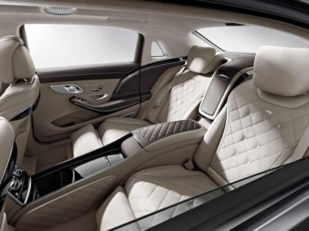 Mercedes выпустил «бюджетный» Maybach с V6