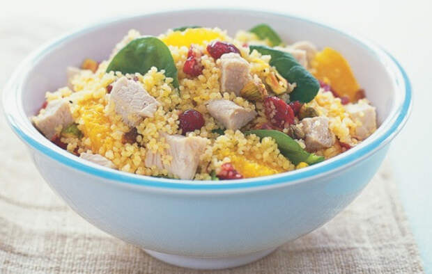 Салаты из индейки – сытные закуски для праздников и будней. Рецепты салатов из индейки, которые всегда удаются