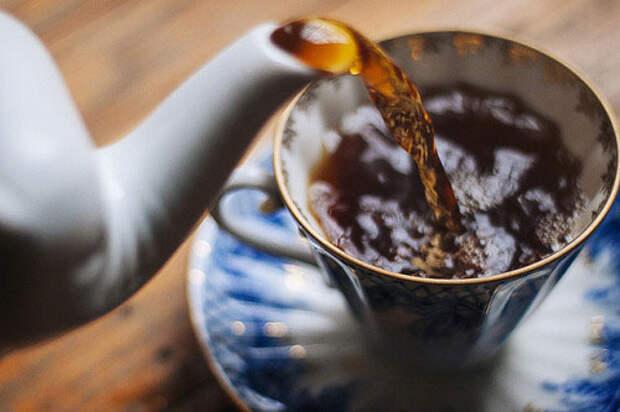 Эсперты утверждают, что есть 5 видов настоящего чая