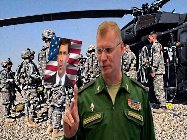 Россия отказалась выполнять ультиматум США - Вашингтон требует не помогать Сирии в случае атаке на американские военные части