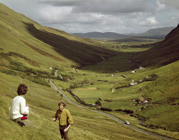 Ирландия в открытках из коллекции Джона Хайнда 6