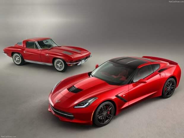 3. Corvette авто, история