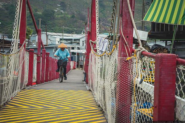 Путешествие в Гонконг: деревня Тай О