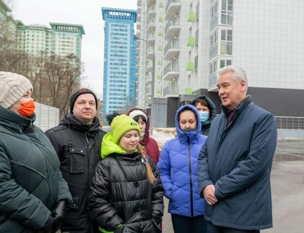Фото: Владимир Новиков, пресс-служба мэра и правительства города.