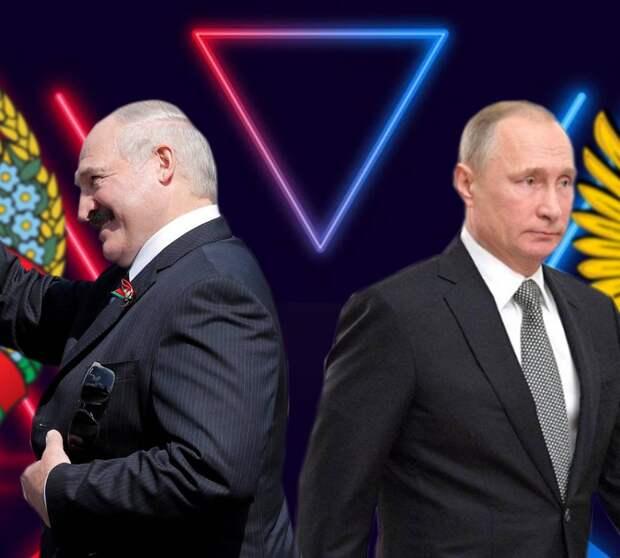 Ни союза, ни майдана: Путин и Лукашенко решили все оставить как было