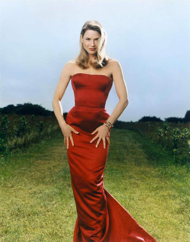 Рене Зеллвегер (Renee Zellweger) в фотосессии Стивена Майзела (Steven Meisel) (1998), фото 1