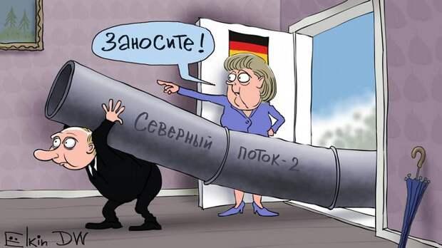 Александр Росляков. «Северный лоток – 2» и глазное чудо Путина