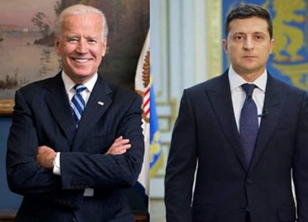 Зеленский на ковре у Байдена: с чем вернется президент Украины