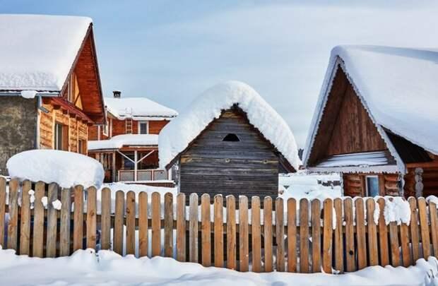 фото: https://yandex.ru А это Петропавловка зимой