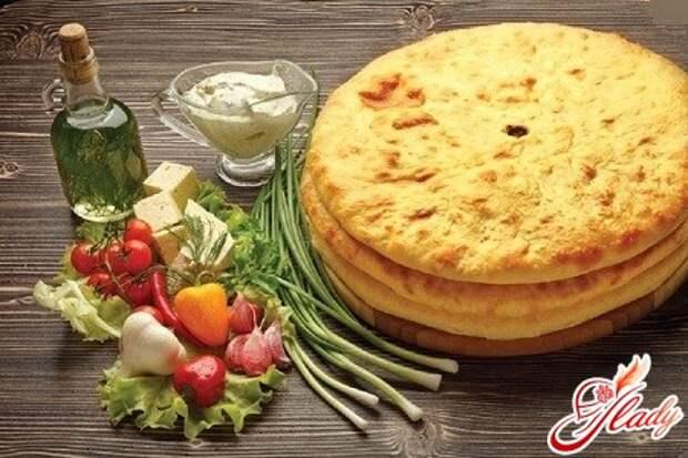 Осетинские пироги – рецепт приготовления
