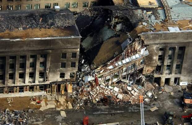 Три самых спорных момента в официальной версии терактов 11 сентября