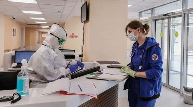 Число новых зараженных коронавирусом вРоссии стало расти