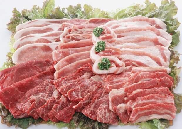 О пользе свинины еда, здоровые, полезное, сало, свинина, факты