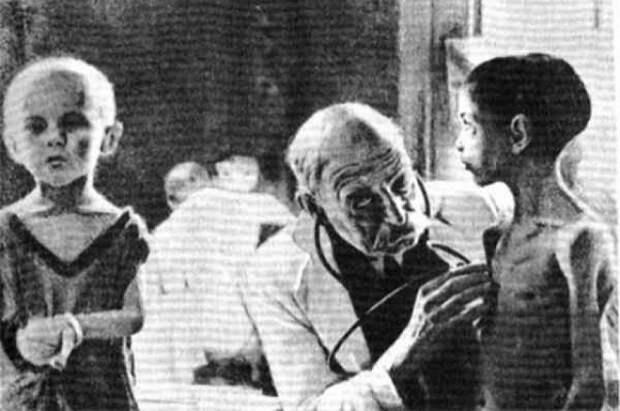 Дети в блокадном Ленинграде. (Просто воспоминания разных людей.)