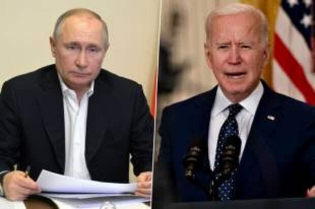 Встретятся ли Путин с Байденом?