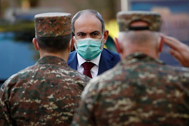 В Армении анонсировали масштабные реформы армии