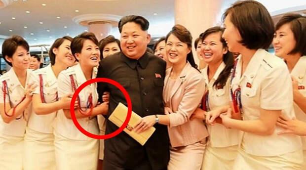 Женский спецназ Ким Чен Ына