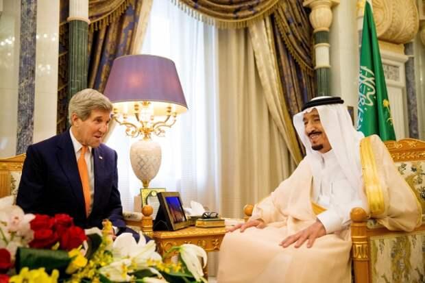 Саудовская авантюра американской политики