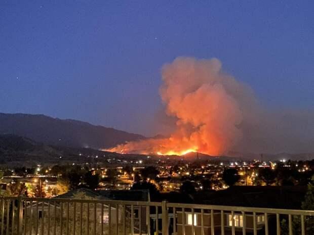Дым от пожаров в США достиг Европы - Cursorinfo: главные новости Израиля