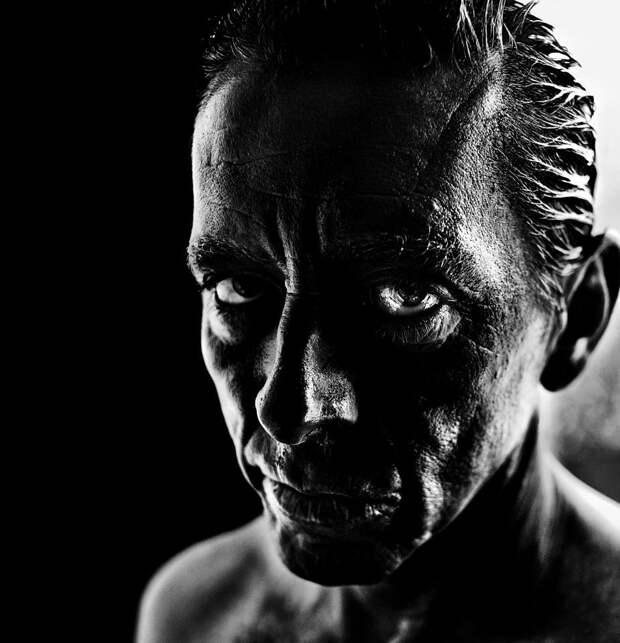 Пронзительные уличные портреты Бретта Уокера