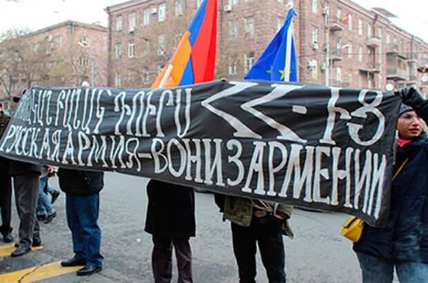 А можно русские не поедут за армян воевать?