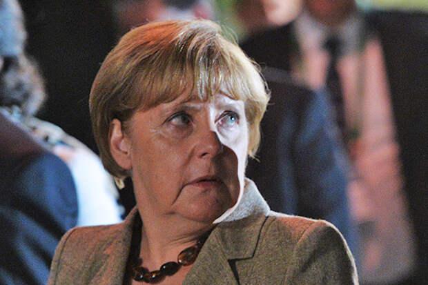 Ангела Меркель. Фото: Алексей Дружинин/ТАСС