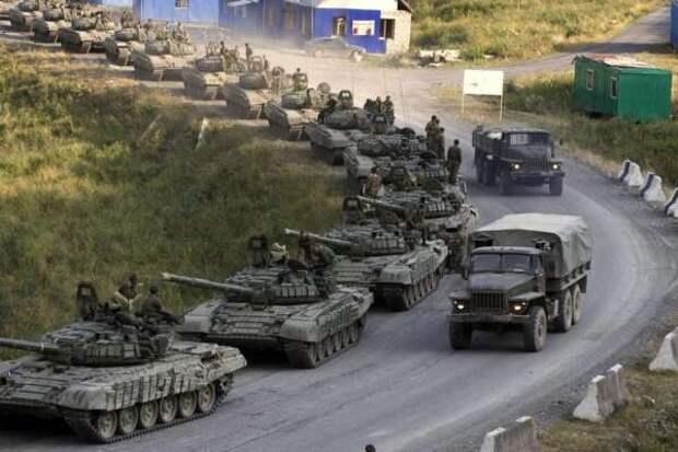 Армейская группировка как гарант «СП-2»