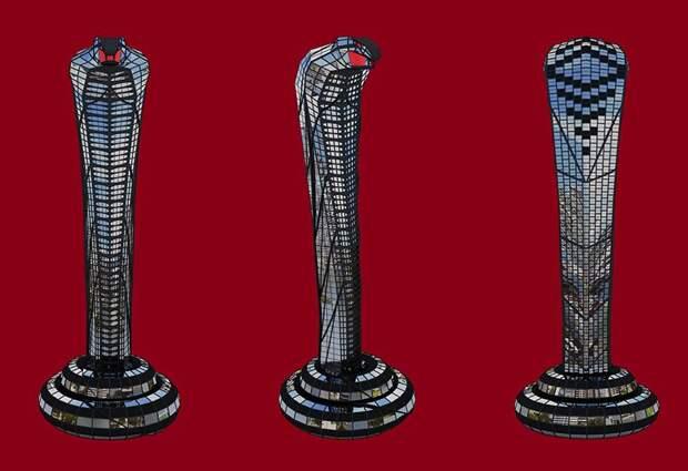 Небоскреб-кобра