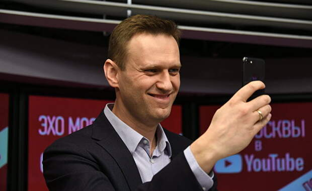 Zaxid: выгоден ли Украине Навальный