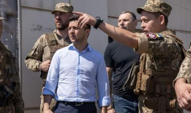 Парубий обвинил Зеленского в преступлении против украинской армии